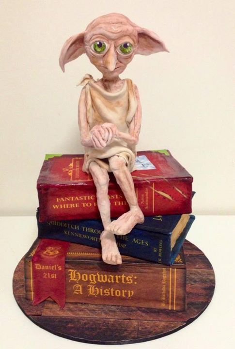 torta Dobby Harry Potter