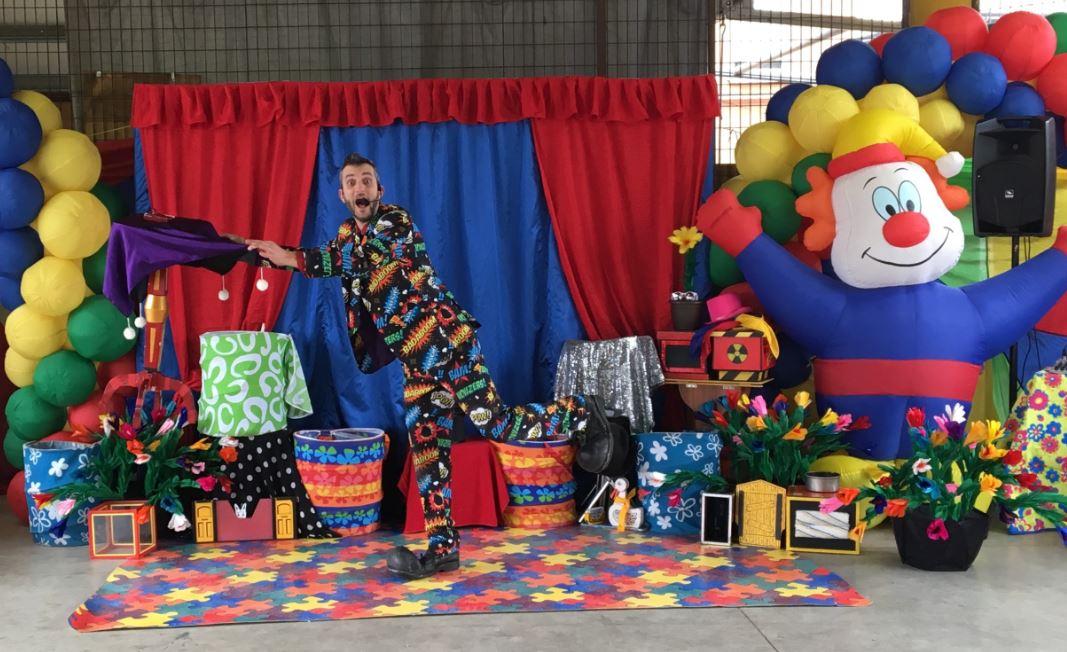 Festa di compleanno Party Magic Game organizzata dal Cappellaio Matto