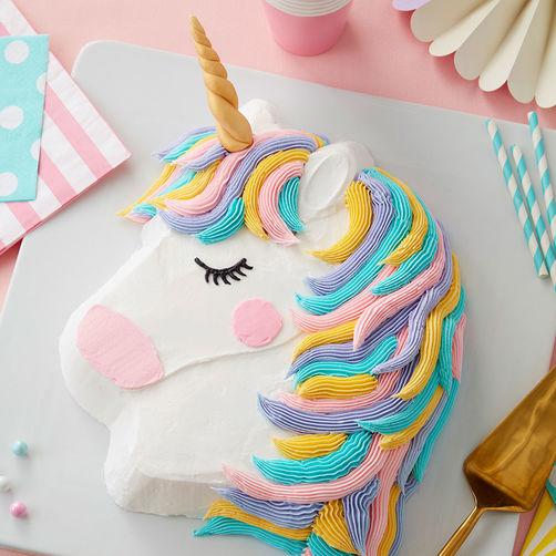 torta di compleanno Unicorno