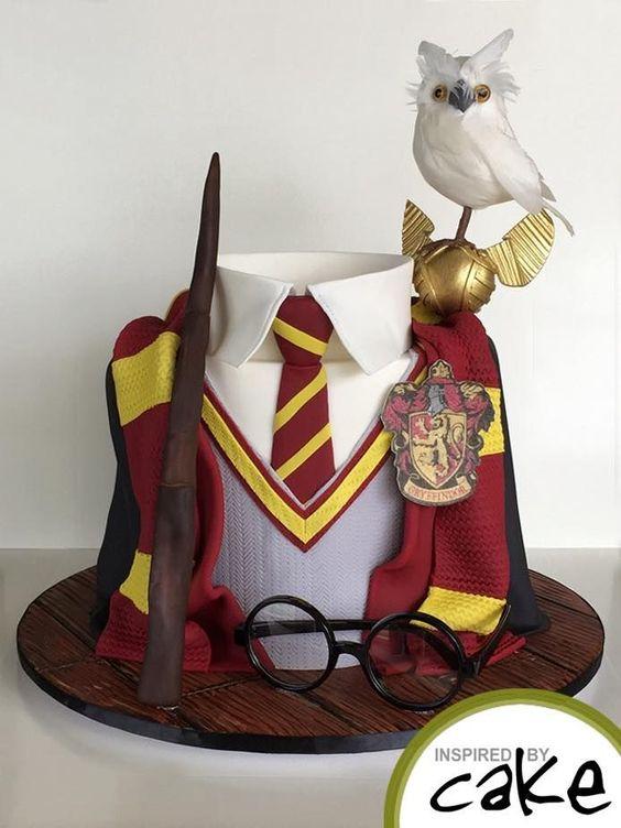 torta per festa compleanno Harry