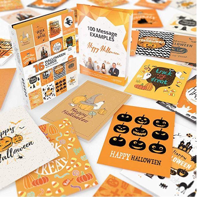 Biglietti di invito per la festa di compleanno a tema Halloween da comprare