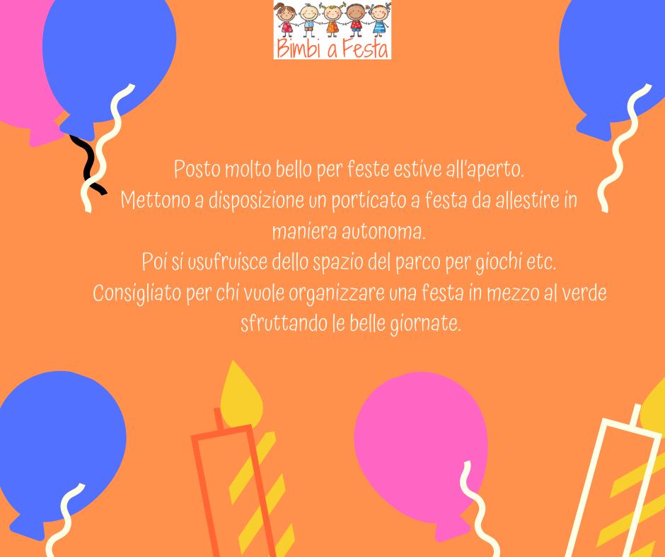 Recensione festa compleanno bambini Bosco in Città a Milano