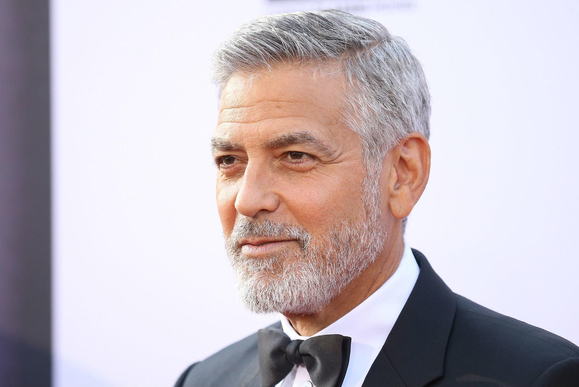 Clooney nato sotto il segno del Toro