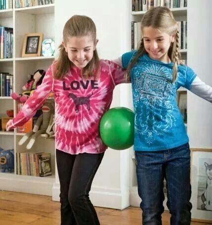 gioco per la festa di compleanno: rompi il palloncino