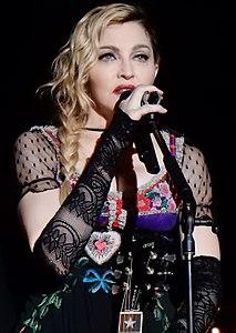 Madonna è del Leone