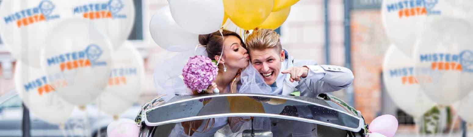 articoli per matrimonio di Mister Festa