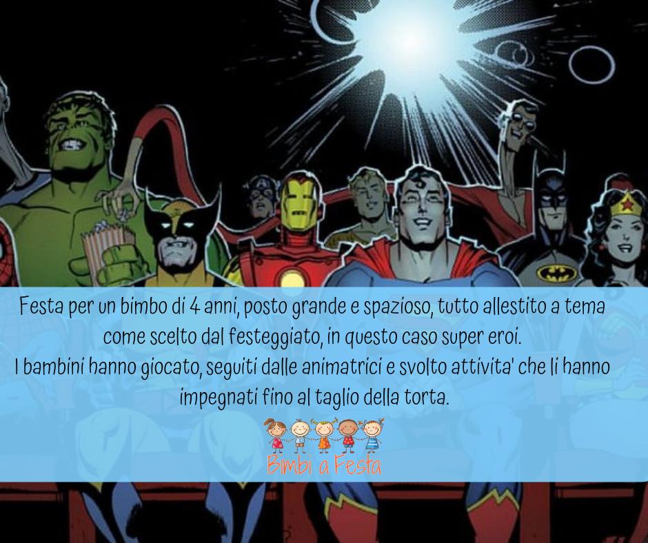 Festa di compleanno per bambini da ApeGaia Milano