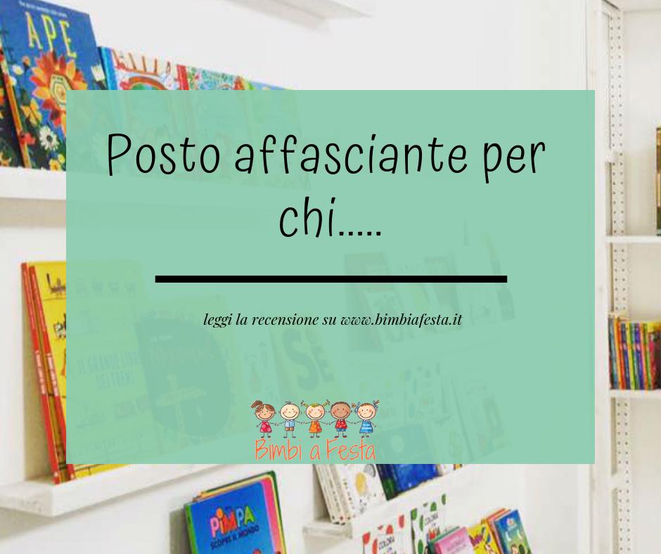 Recensione festa compleanno Libreria Punta alla Luna Milano