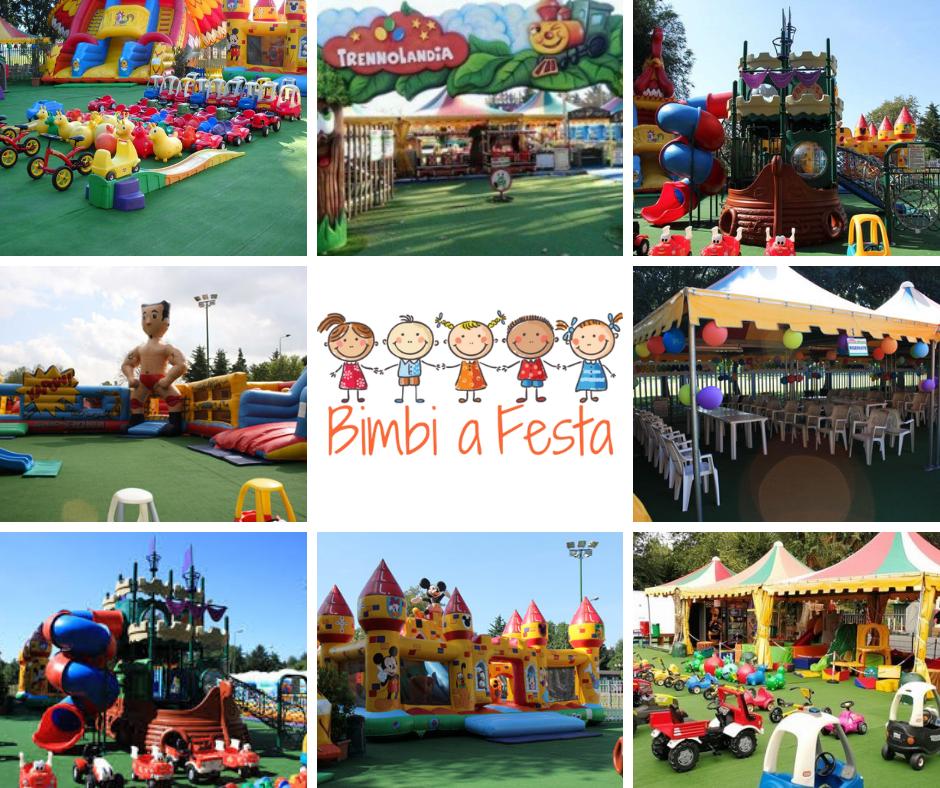 Festa di compleanno per bambini da Trennolandia