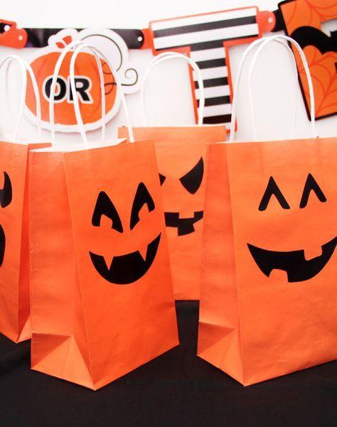 sacchetto a tema Halloween