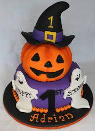 torta a tema Halloween