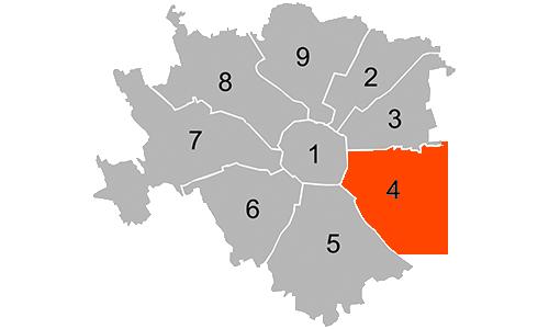 Location in zona 4 a Milano