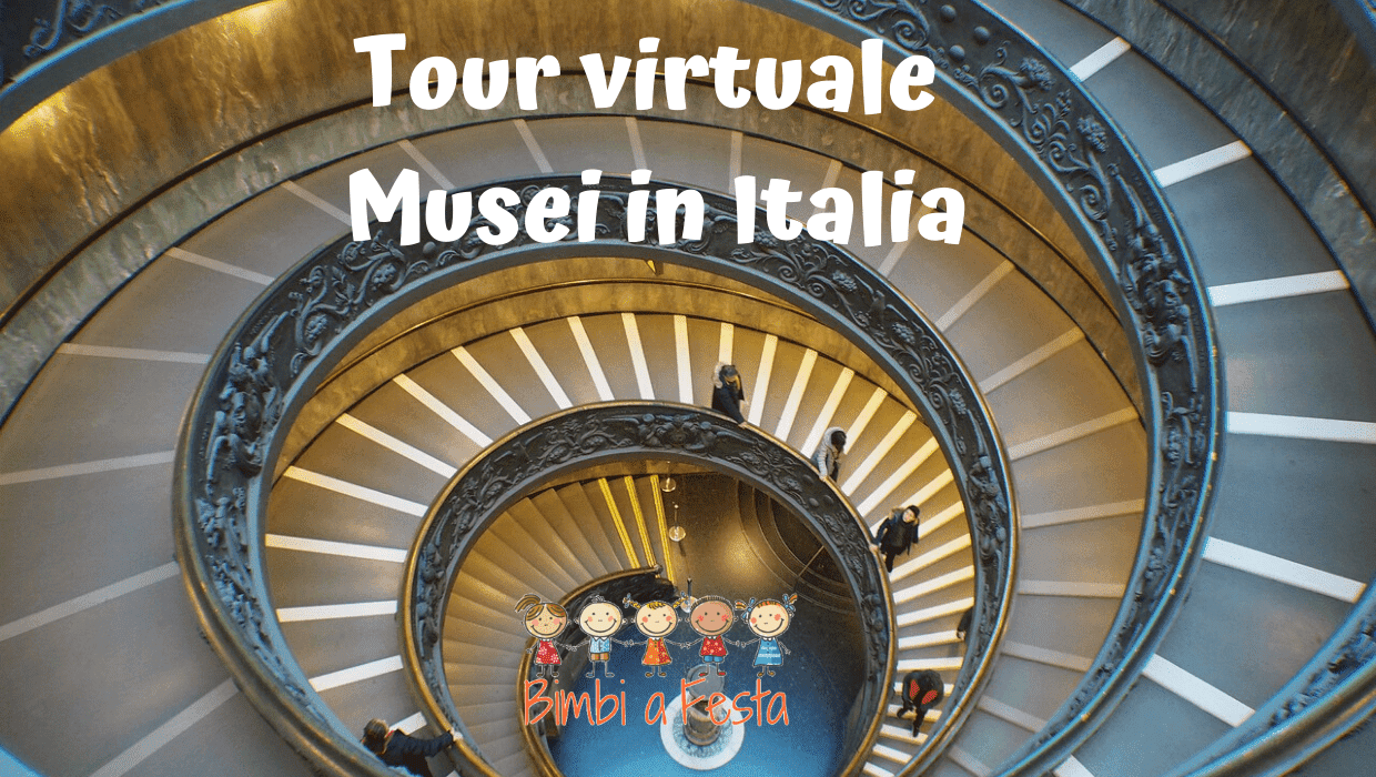Tour Virtuale Musei in Italia