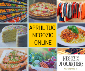 E-Commerce Negozio di Quartiere